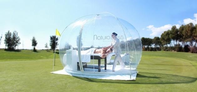 The Spa Treatment Review: Natura Bissé Oxygen Bubble Pure Air Treatment @ Wynyard Hall
