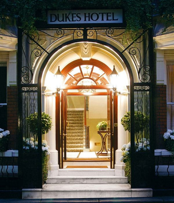The Hotel Review: Dukes Hotel, St James, London