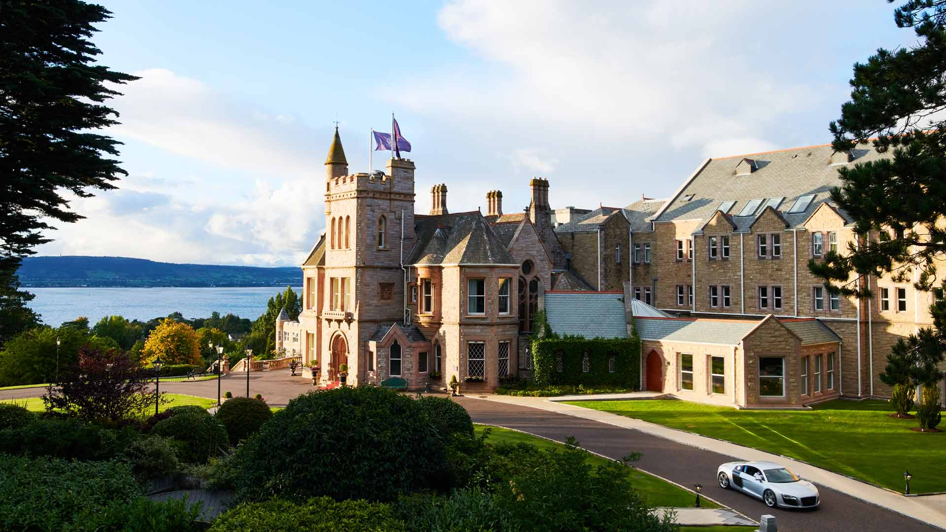 The Spa Hotel Review | Culloden Country Estate & Spa | Belfast| Northern Ireland