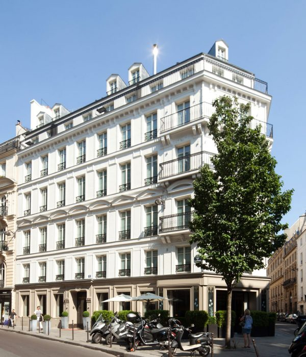 The Hotel Review: Pavillon des Lettres, Paris