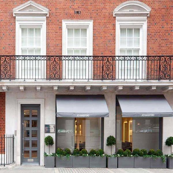 Salon Review: Jo Hansford, Mayfair, London
