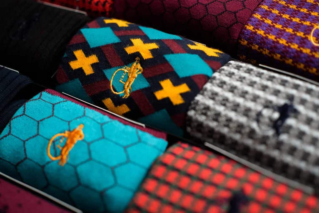 London Sock Company: Essential Autumn Accessories