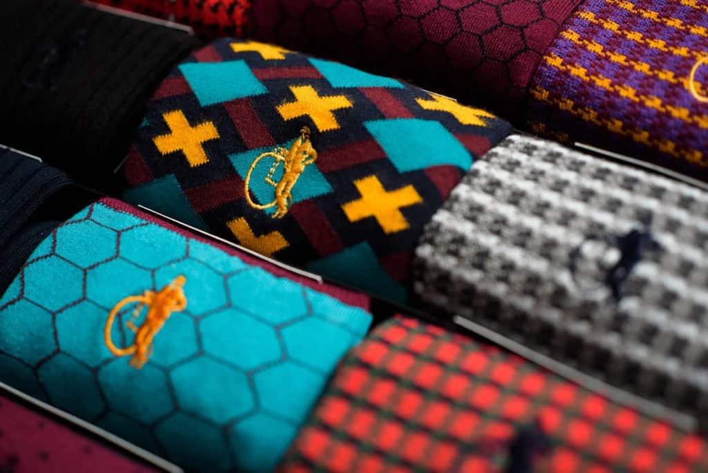 London Sock Company: Essential Autumn Accessories