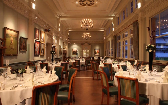 Lord's Dining Club Events to Grace Famous MCC Long Room