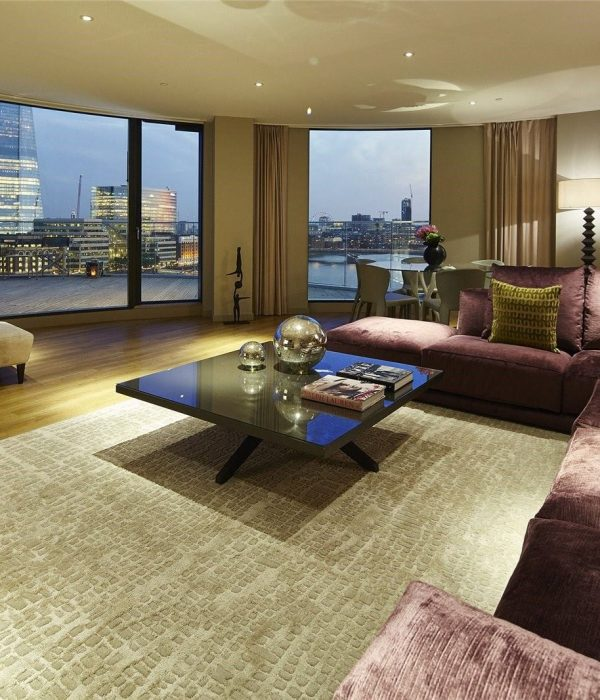 The Luxe Apartment Review: Cheval Three Quays Penthouse, Tower Bridge, London, UK