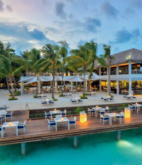 THE SPA HOTEL REVIEW: KURUMBA, MALDIVES