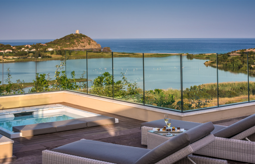 Family Luxury Travel: Chia Laguna,  Sardinia,  launches luxurious five-star package for solo parents and children