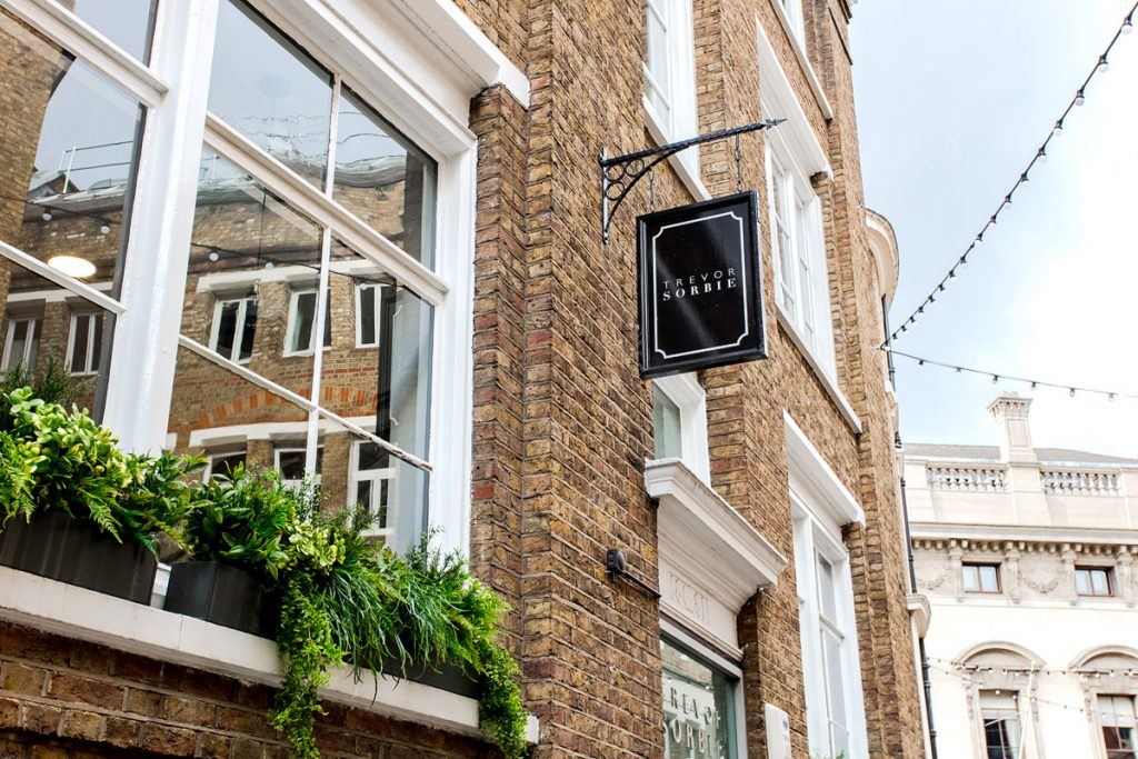 The Hair Salon Review | Trevor Sorbie | Covent Garden | London