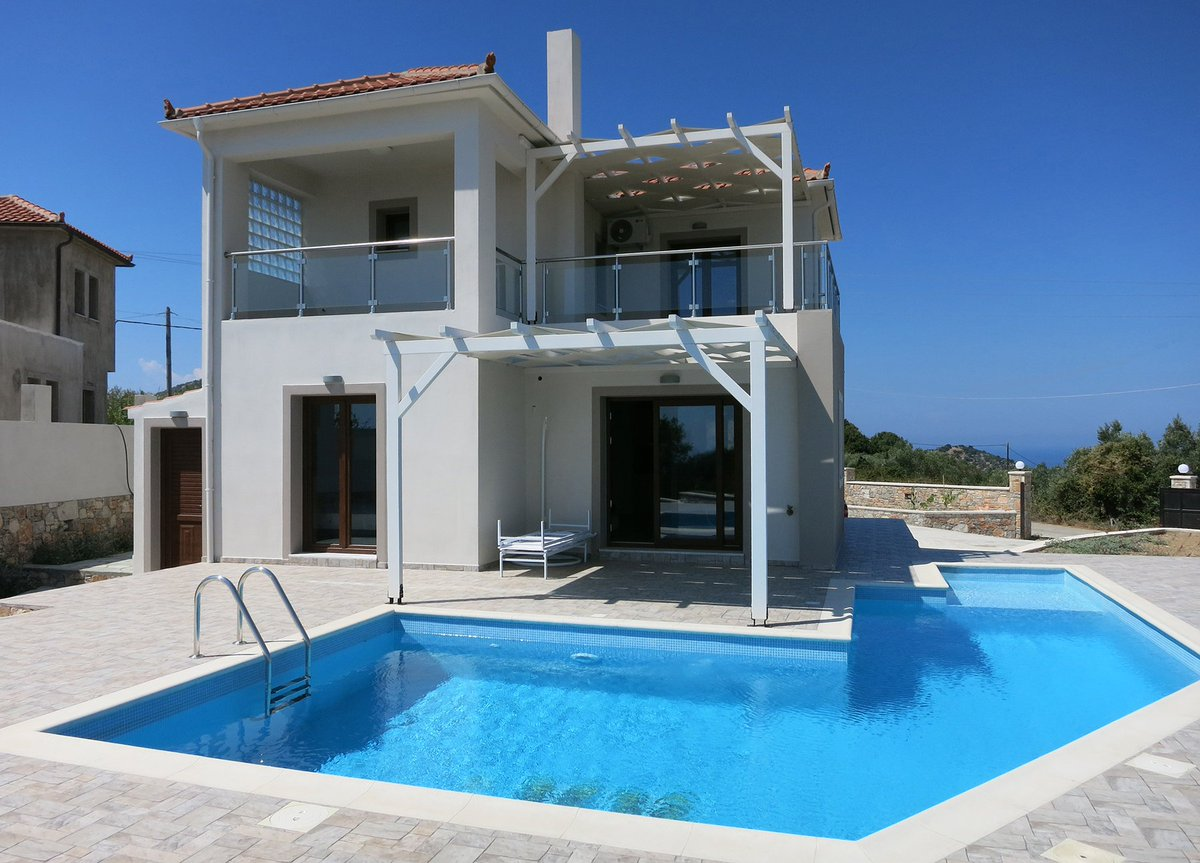 The Villa Review: The Villa Collective, Villa Selene, Alonissos, Greece