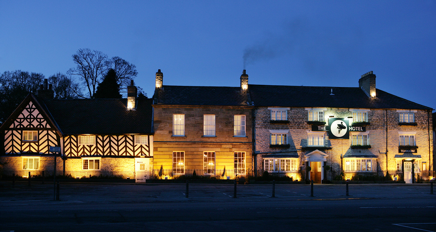The Hotel Review: The Black Swan, Helmsley, North Yorkshire