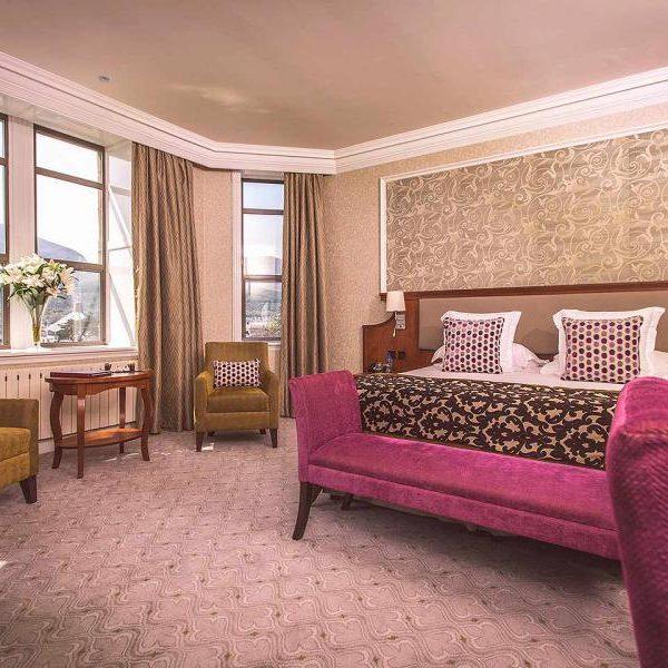 The Spa Hotel Review:Slieve Donard Resort & Spa, Belfast