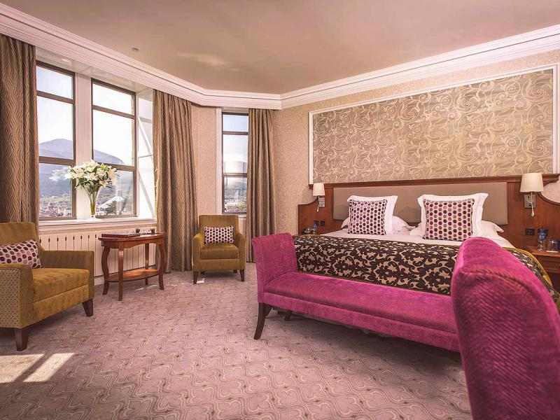 The Spa Hotel Review: Slieve Donard Resort & Spa, Belfast