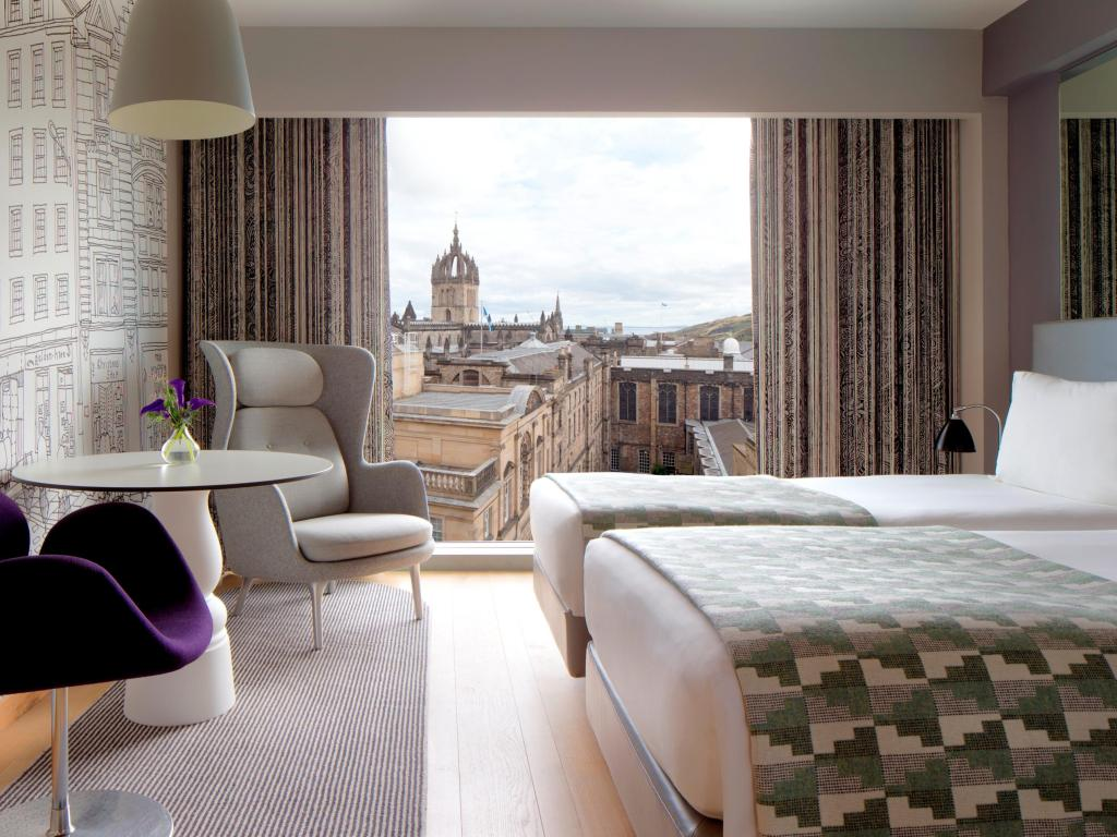 The Hotel Review: Radisson Collection Hotel, Royal Mile Edinburgh