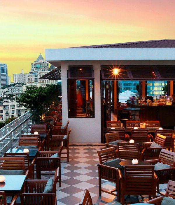 The Hotel Review: Caravelle Saigon, Ho Chi Minh City, Vietnam