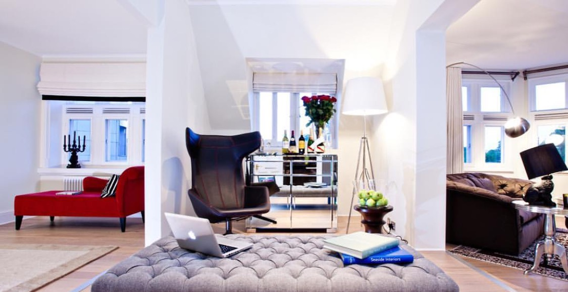 The Apartment Review: The Hideaways Club, Kensington Gardens Penthouse, London