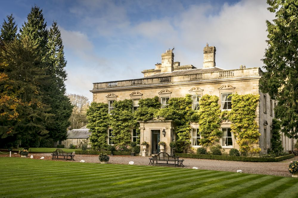 The Hotel Review: Eshott Hall, Northumberland, UK