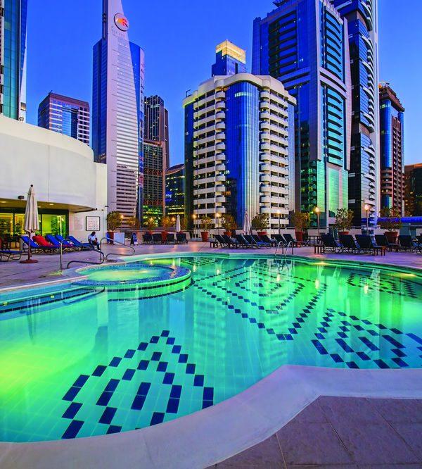 The Hotel Review: Towers Rotana, Dubai, UAE