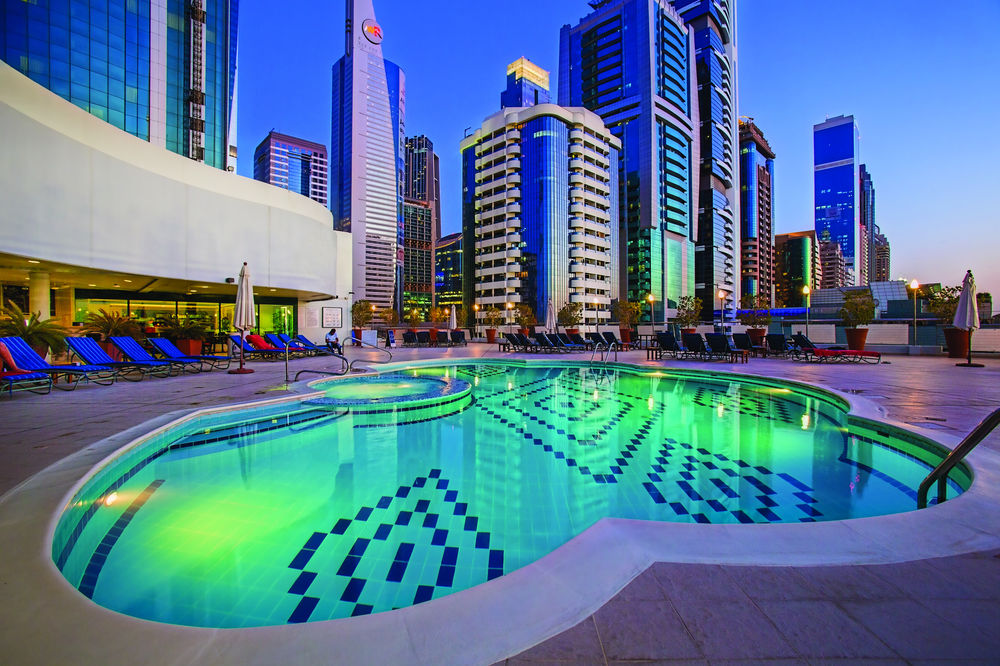The Hotel Review: Towers Rotana, Dubai, UAE