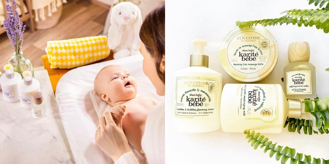 New L'Occitane Bébé Collection Karité (Shea Baby) Collection