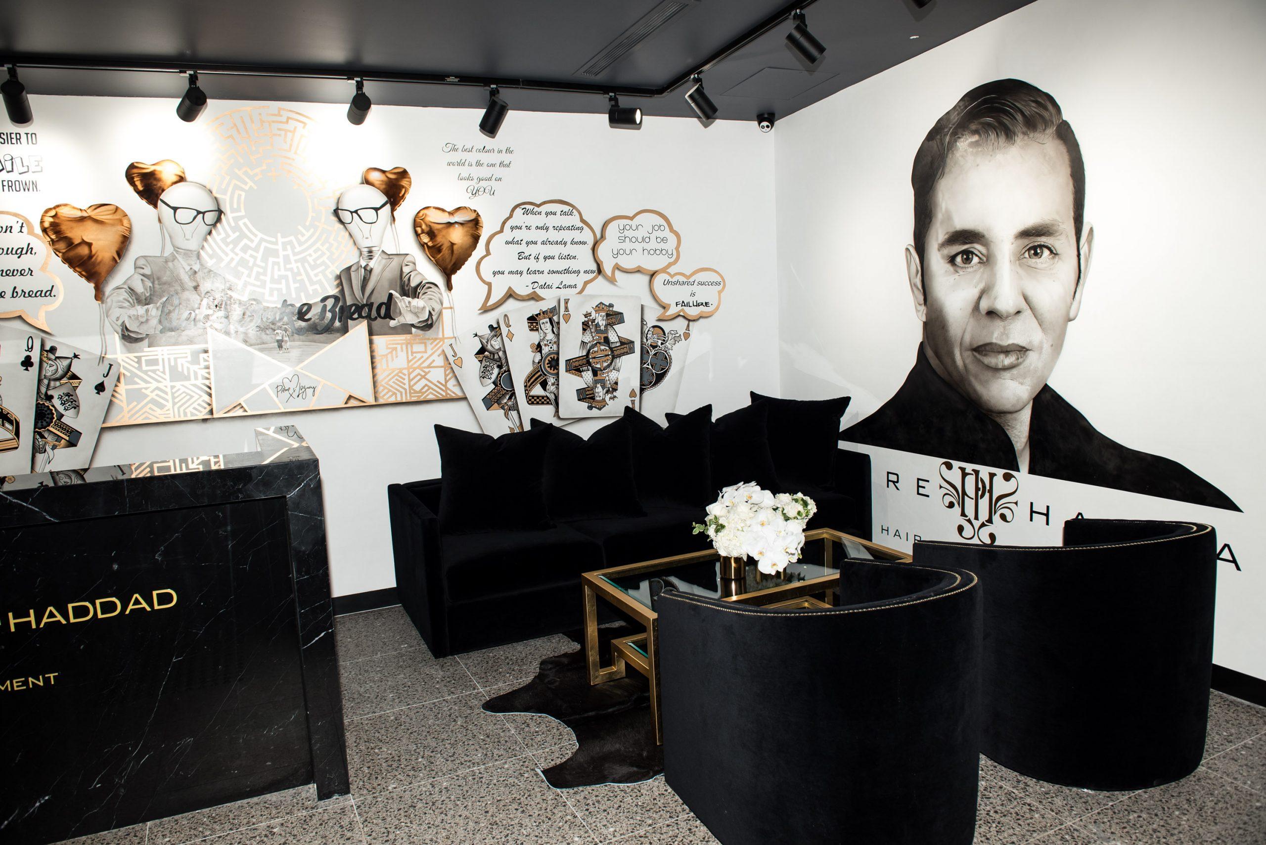 The Salon Review: Pierre Haddad, Sydney