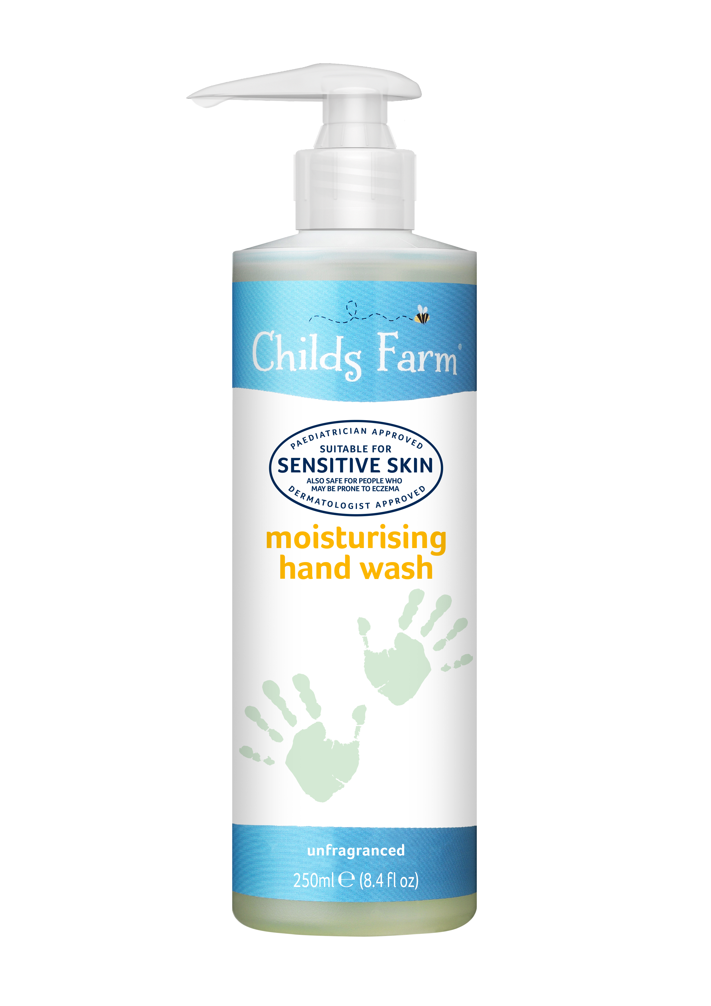 Childs Farm Launches Sensitive Hand Wash