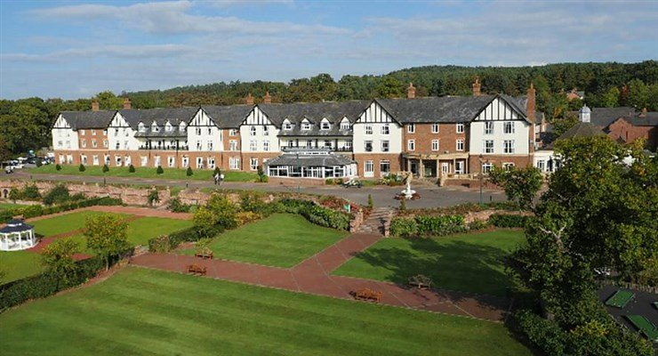 The Hotel Review: Carden Park, Chester, UK