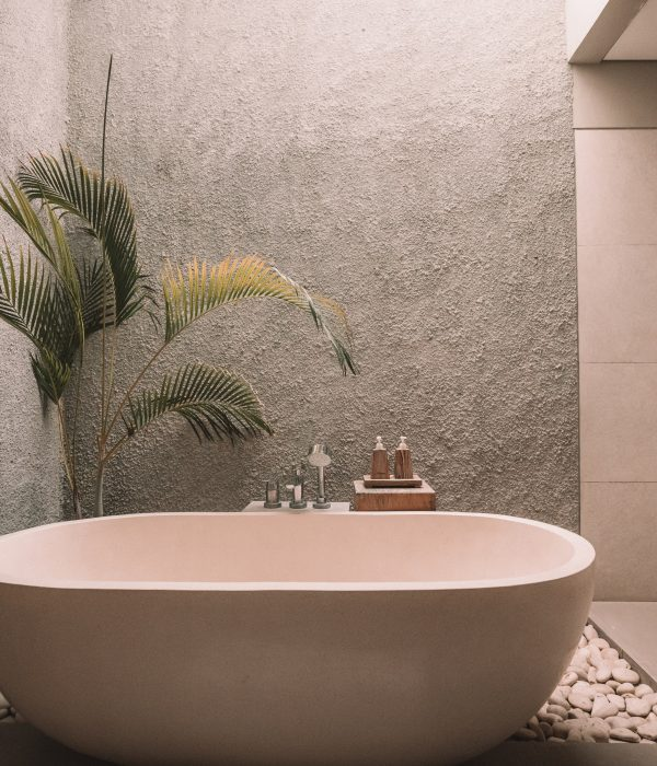 Create a Tranquil Home Spa