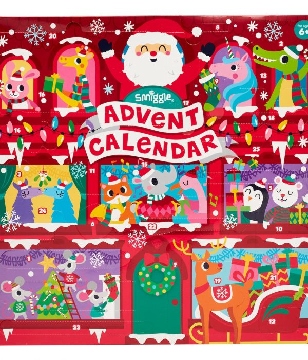 3 Cool Advent Calendars for Kids