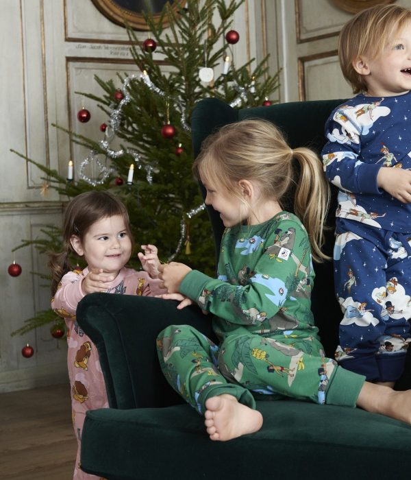 Baby & Kids: Polarn O. Pyret Unveil Dreamy Disney Pyjamas