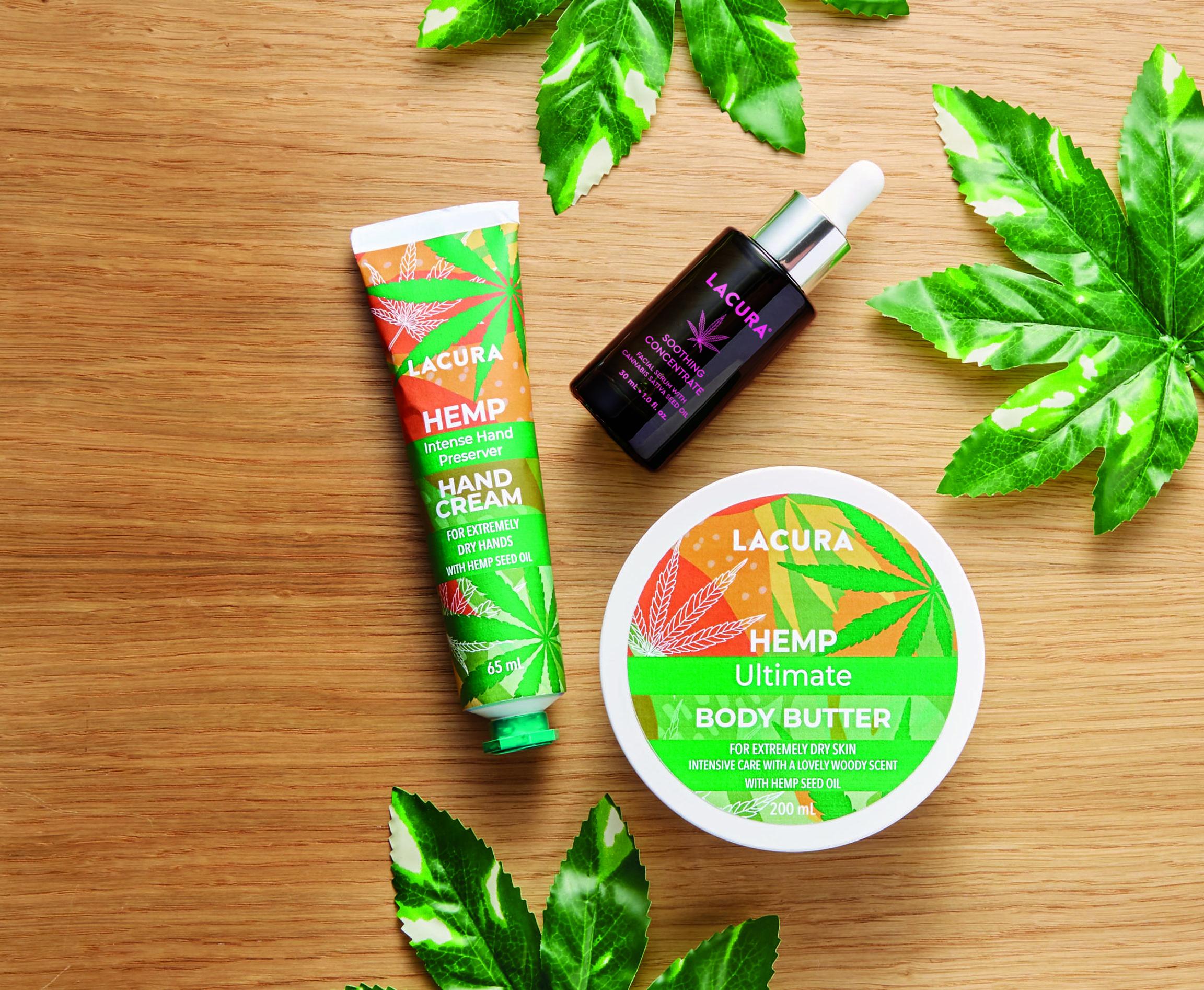 Beauty News: Aldi Lacura Hemp Skincare Collection
