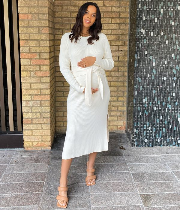 Rochelle Humes Teams Up With Amazon to Create Baby Wish List