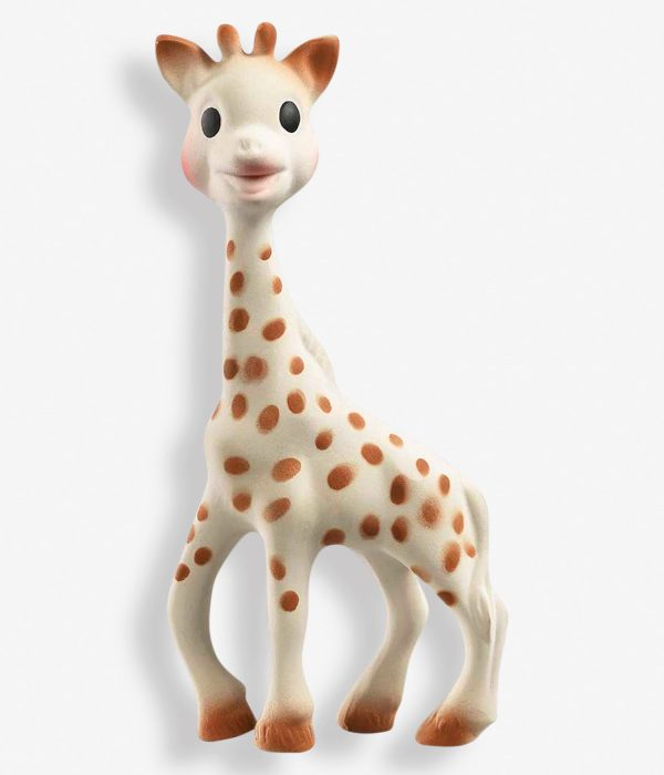 Sophie La Girafe Swaps Spots to New Design Picked by Families