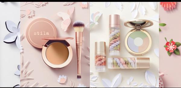 Beauty News: Stila's Spring 2021 Natural Romance Collection
