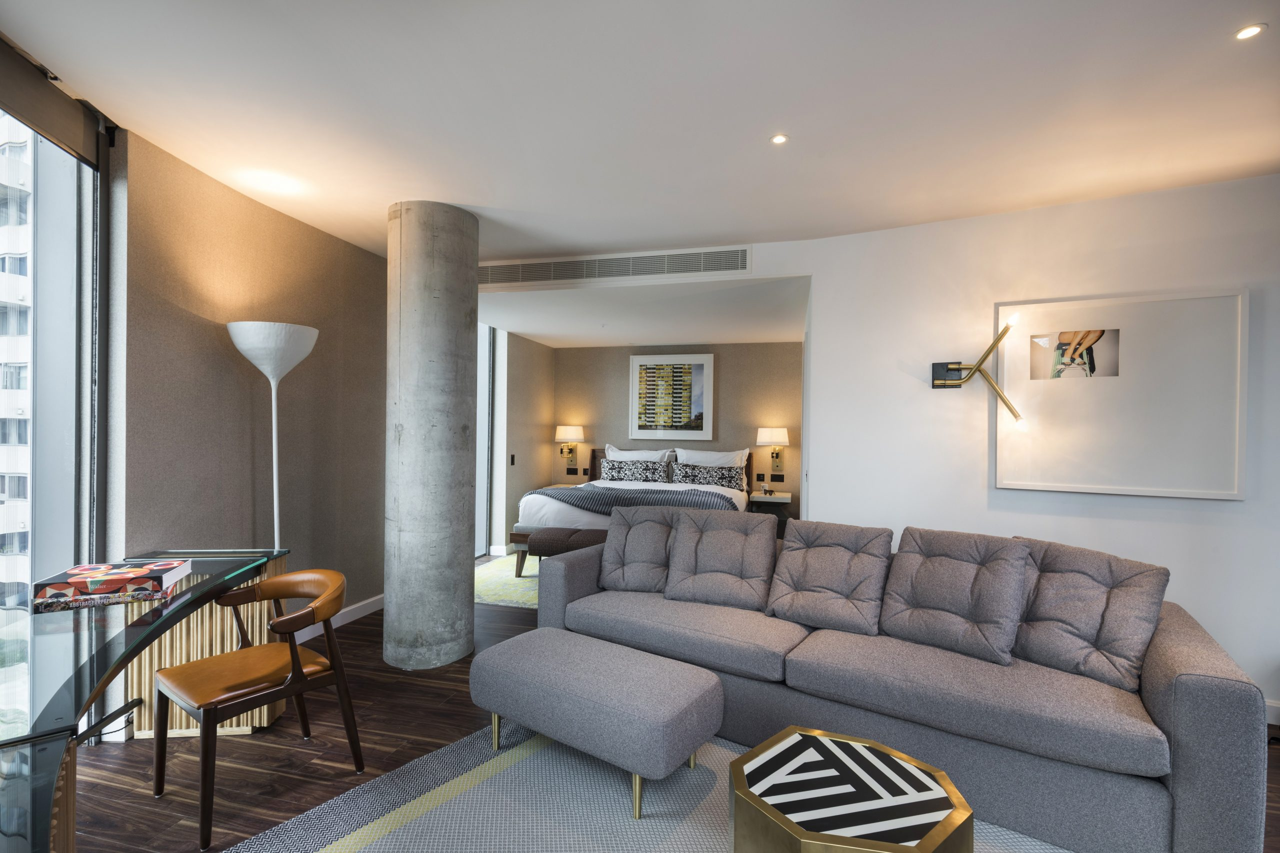 The Hotel Review: Bankside Hotel, South Bank, London