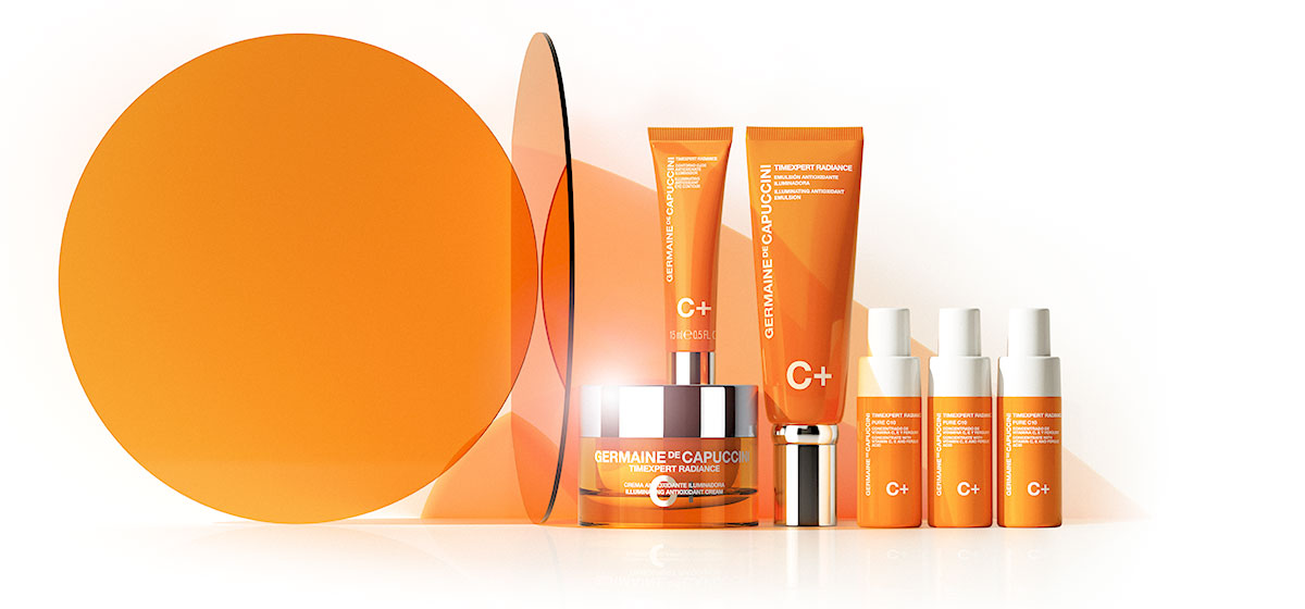 New Launch: Germaine de Capuccini Time ExpertRadianceC+ Collection